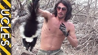 DON'T ever catch a SKUNK - with Andrew Ucles