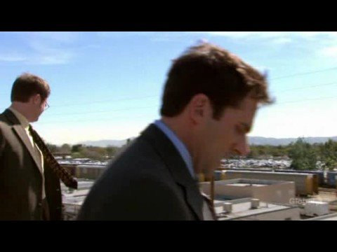 Favorite Tv Moments Watermelon Roof Drop The Office