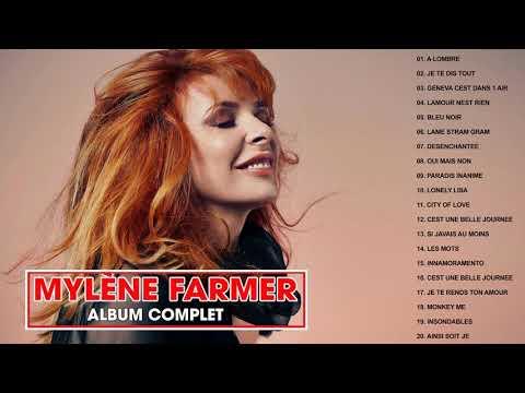 Mylène Farmer Album Complet 2018 ♪ღ♫ Mylene Farmer Best of Album 2018