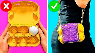 25 COOL CRAFTS FROM REUSED ITEMS