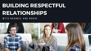 Building Respectful Relationships