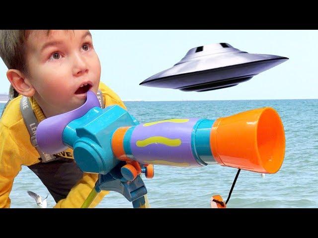 Розвиваюча Іграшка Educational Insights Серії Геосафарі - Мій Перший Телескоп