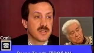 Recep Tayyip Erdoğan'ın 1994 Yılında Aziz Nesin'i Bozduğu An