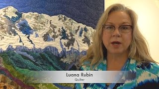 Interview with Luana Rubin at the US Mission to the Geneva, UN.