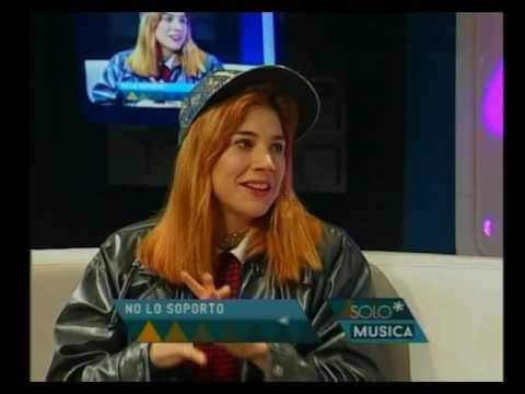 No Lo Soporto video Entrevista CM - Mayo 2016