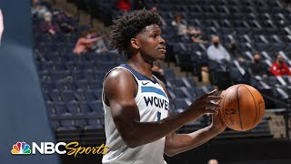 Can Timberwolves' Anthony Edwards make run for NBA Rookie of the Year? | PBT Extra | NBC Sports