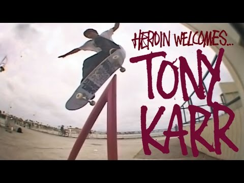 """preview image for Tony Karr's """"Welcome to Heroin"""" Part"""