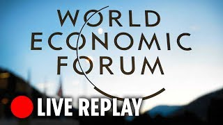 Davos 2019: safeguarding the planet (LIVE)