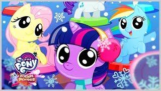 My Little Pony мини Пони Школа Дружбы набирает учеников Уникальные Фигурки Май Литл Пони