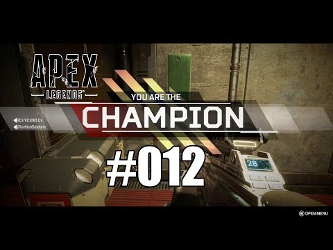Apex Legends - XBox One X Gameplay 4K #012