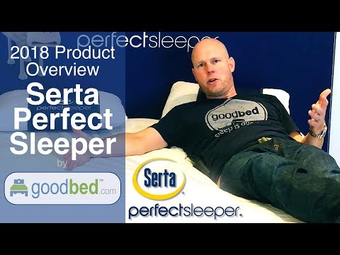 Serta Perfect Sleeper Mattress Options Explained by GoodBed (VIDEO)