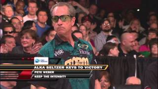 2012 Bowling's 69th U.S. Open Stepladder Finals - Who Do You Think You Are? I am!
