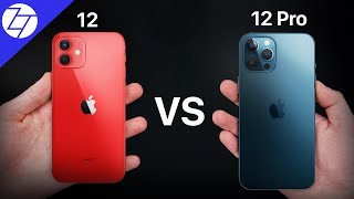 Apple iPhone 12 vs Apple iPhone 12 Pro - 37 THINGS You NEED to KNOW!