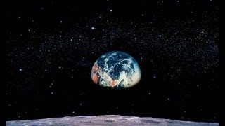 Смотреть онлайн Так выглядит планета Земля с Луны