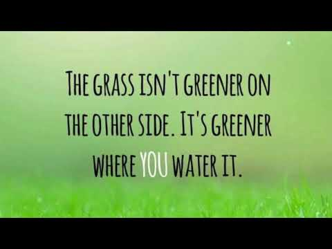 GREENER PASTURES - EARL NIGHTINGALE (CHAPTER 2/12) HOW TO LEAD THE WORLD MOTIVATIONAL SPEECH