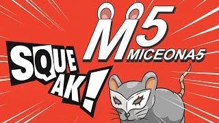 Miceona 5 (Persona 5 short animation)