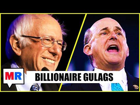 Bernie's Planning Billionaire Gulags, According To Louie Gohmert
