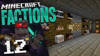 Minecraft Factions Episode 12: Head Room