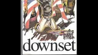 downset hurl a stone