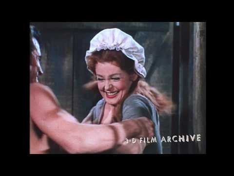SANGAREE with Fernando Lamas and Arlene Dahl - Official flat release trailer in HD