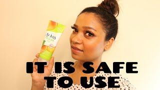 The Truth About St. Ives Apricot Scrub | My Honest Review