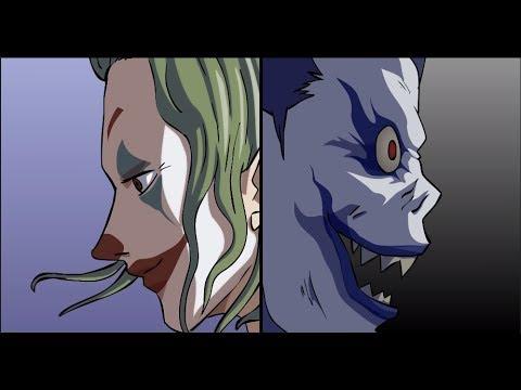 Joker x Death Note (What If)