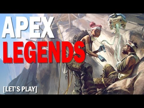 FFXIV Botany Leveling and More   Let's Play Apex Legends   Community Game Night   Xbox One X