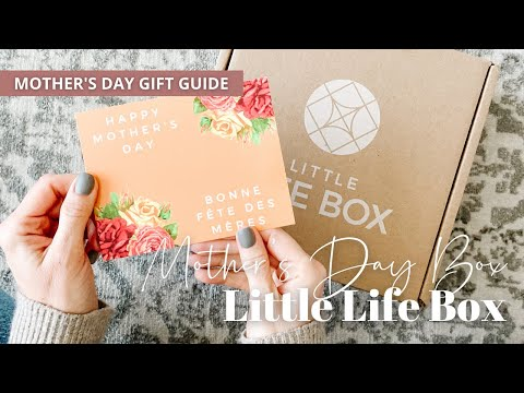 Mother's Day Gift Guide 2021: Little Life Box