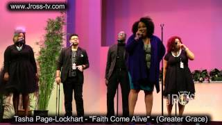 "James Ross @ Tasha Page Lockhart - ""Faith Come Alive"" - www.Jross-tv.com"