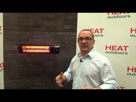 Shadow Patio Heaters from Heat Outdoors