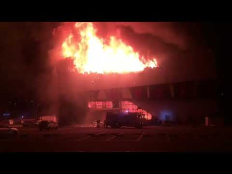 세종시 대평동 모델하우스 화재