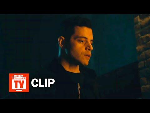 Mr. Robot S04 E08 Clip | 'Elliot Finds The Key' | Rotten Tomatoes TV