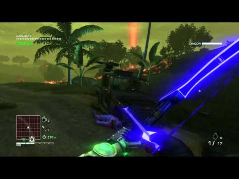 Far Cry 3 Blood Dragon - Walkthrough trailer