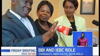 Redefined role of IEBC in the wake of BBI recommendations