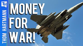 High Price of The Billion Dollar Military Budget