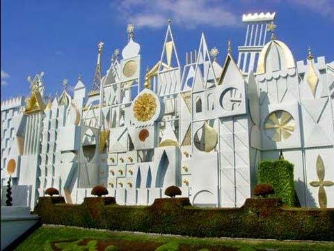 IT'S A SMALL WORLD (Full Ride) Disneyland - POV SUPER HIGH QUALITY (1080p HD)