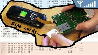 How do SIM Cards work? - SIMtrace