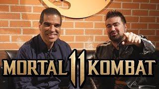 Mortal Kombat 11 - Ed Boon Angry Interview!
