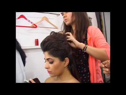 Parvathy Omana Kuttan - The Making Of Parvathy Omana Kuttan Photoshoot
