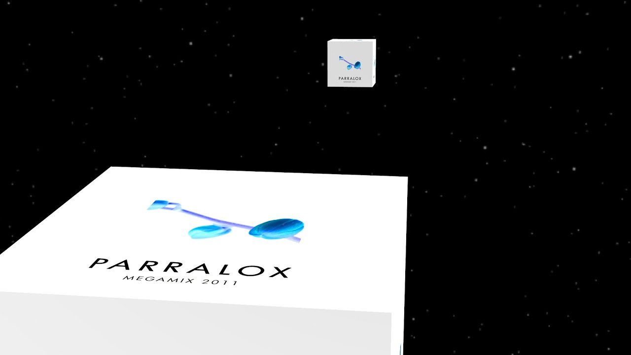 Parralox - Megamix 2011 (Music Video)
