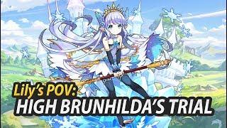 【Dragalia Lost】Lily's POV (Dive Cancel Ver.) - High Brunhilda PUB Adventures