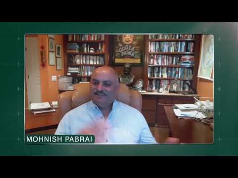 Mohnish Pabrai Presentation and Q&A with UCLA Student Investment Fund - November 5, 2020