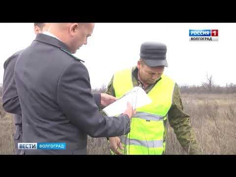 О выявлении неиспользуемых сельхозземель в Волгоградской области