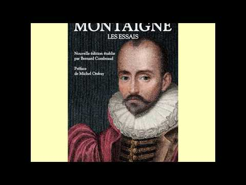"""Jean-Michel Devésa - """"Les Essais"""" de Montaigne"""
