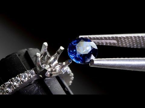 Sapphire Rings - Antoanetta Online Jewelry blog