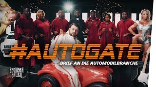 #Autogate - Brief an die Automobilbranche