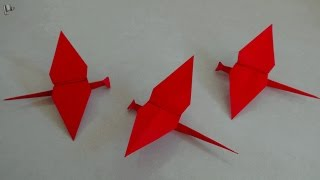 Origami【Dragonfly】