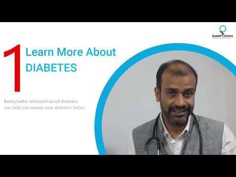 4 Steps To Manage Diabetes By Best Diabetologist Nerul,Airoli, Kopar Khairane To Live a Healthy Life