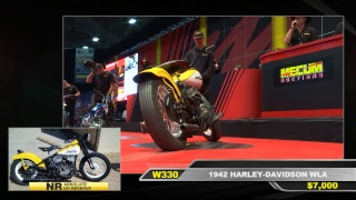 Mecum Motorcycle Auction - Las Vegas Winter 2019 Day 2