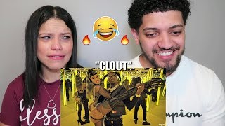 "MOM REACTS TO OFFSET FT. CARDI B! ""CLOUT"" (FUNNY REACTION!)"